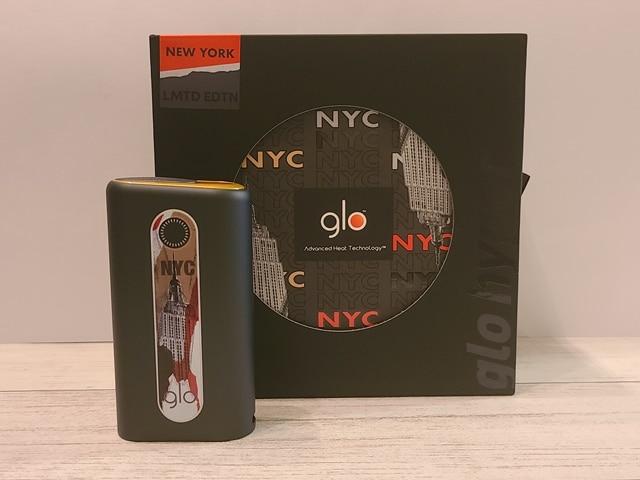 ニューヨーク・モデルとパッケージ
