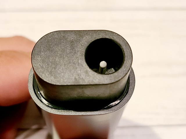 Pluscig P9のヒートピン
