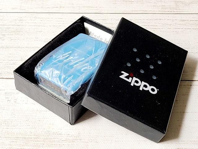 ハイライト60周年記念ZIPPOを開封