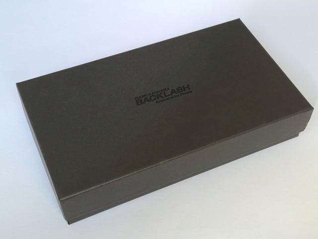 ISAMU KATAYAMA BACKLASH プルームテックプラス レザーカバーのケース