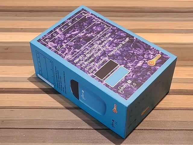 「オーシャンロック」モデルのパッケージ