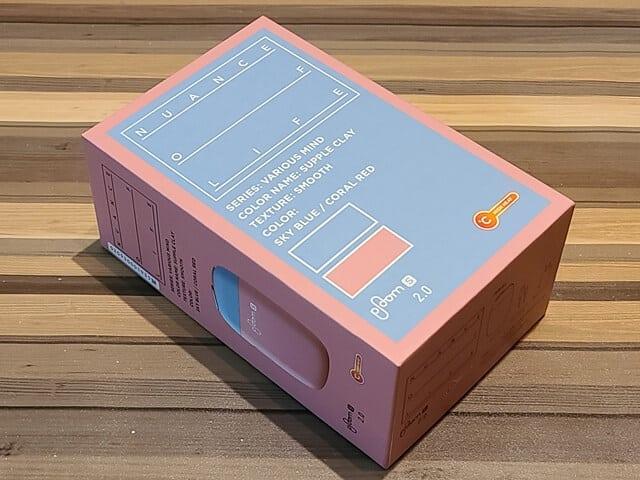「サパルクレイ」モデルのパッケージ