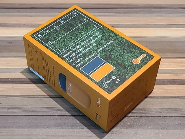「キャニオンモス」モデルのパッケージ