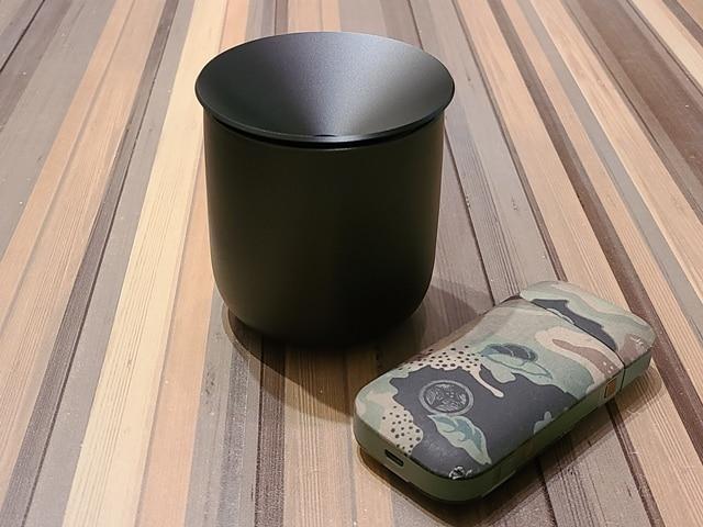 アイコスの灰皿のイメージ