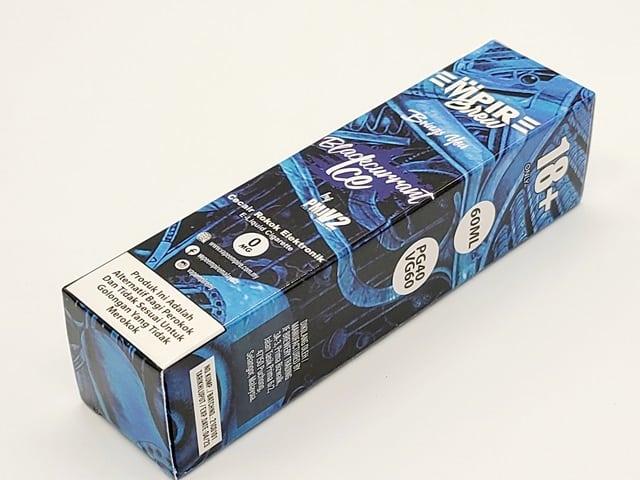 エンパイアブリュー「ブラックカラントアイス」のパッケージデザイン