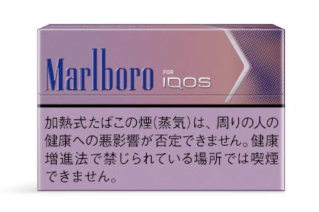 マールボロ・ヒートスティック・フュージョン・メンソール