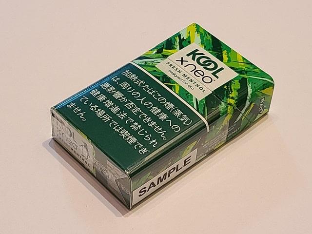 KOOL x neo fresh menthol