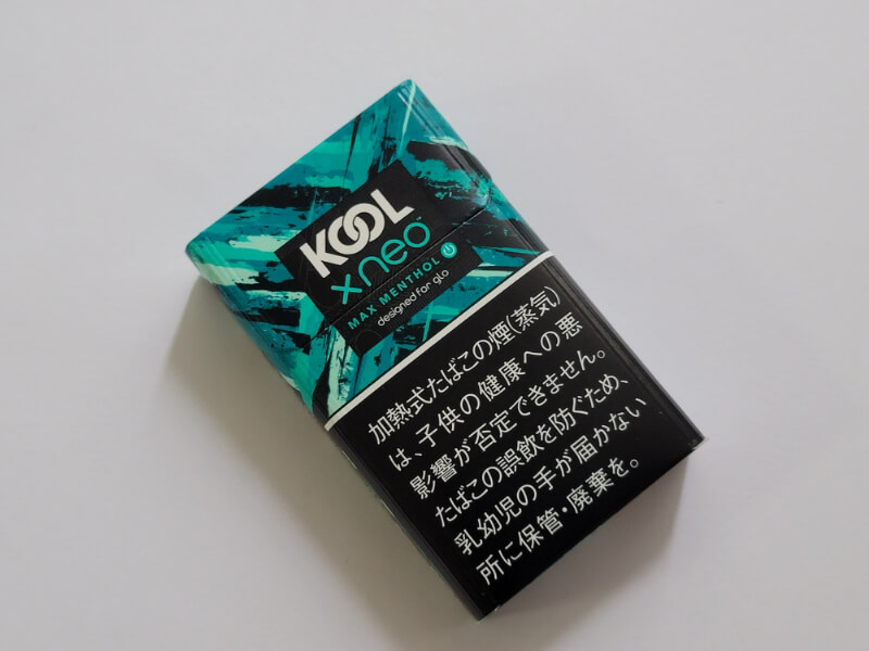 KOOL / クール・エックス・ネオ・マックス・メンソール
