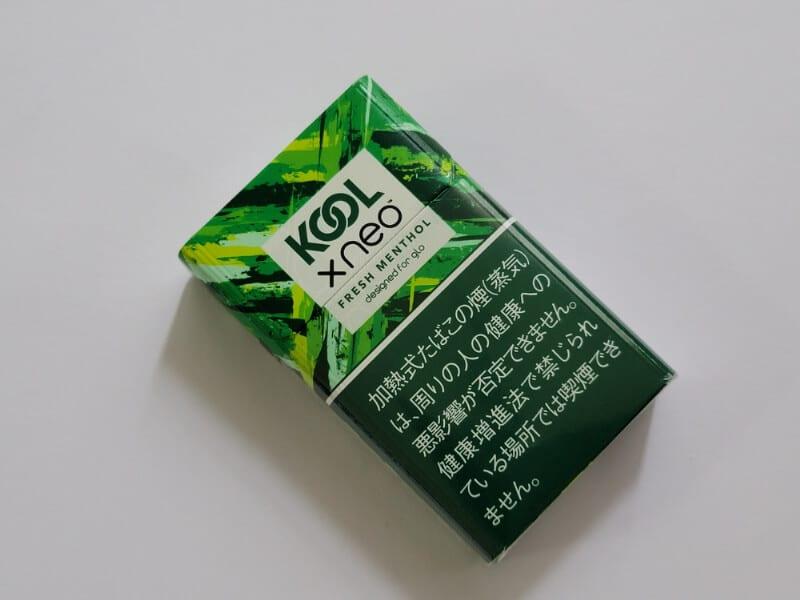 KOOL / クール・エックス・ネオ・フレッシュ・メンソール