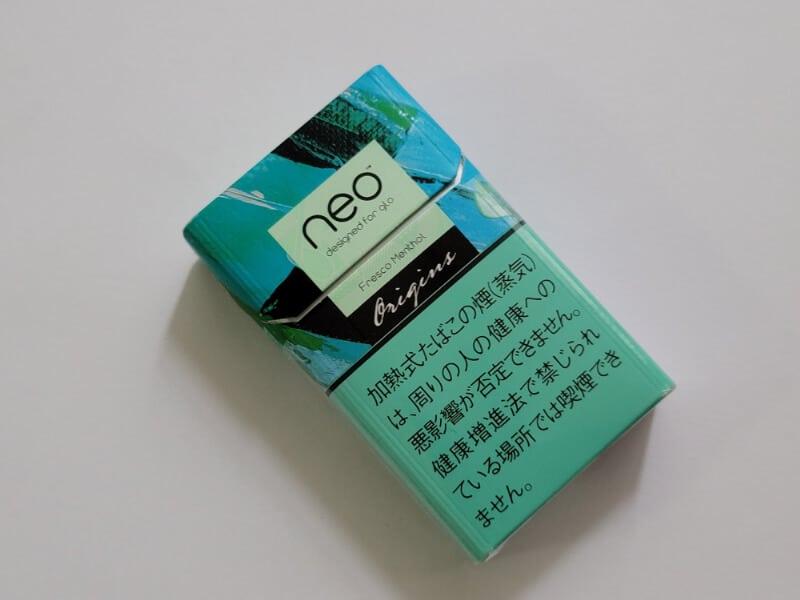 neo / ネオ・フレスコ・メンソール・スティック
