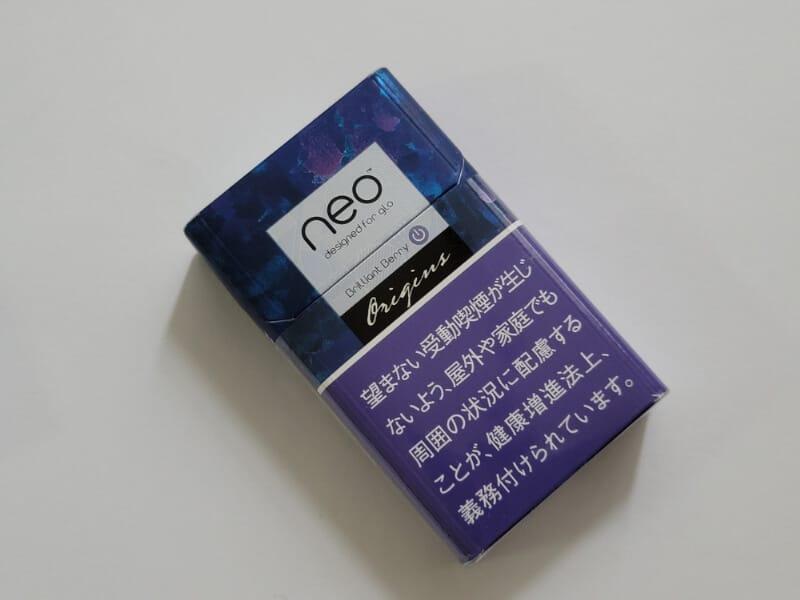 neo / ネオ・ブリリアント・ベリー・スティック