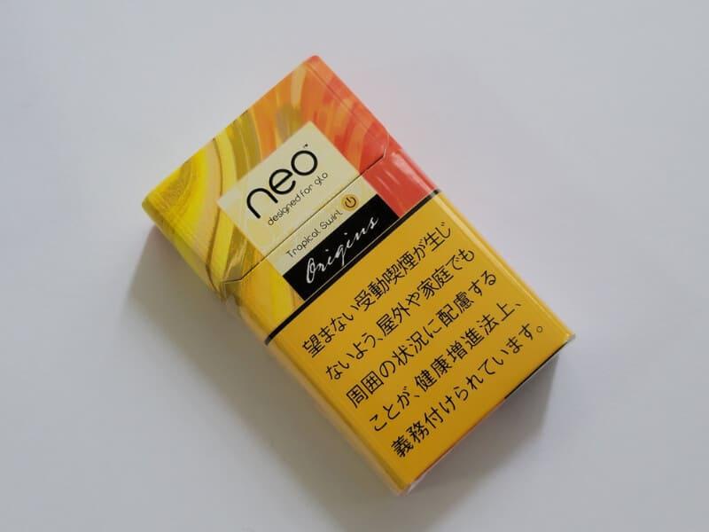 neo / ネオ・トロピカル・スワール・スティック
