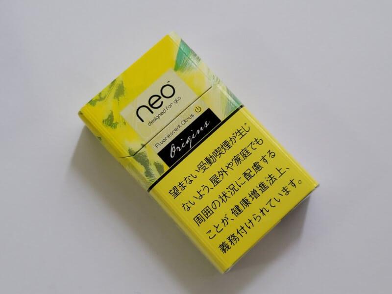 neo / ネオ・フローレセント・シトラス・スティック