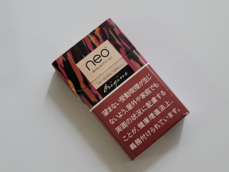 neo / ネオ・テラコッタ・タバコ・スティック