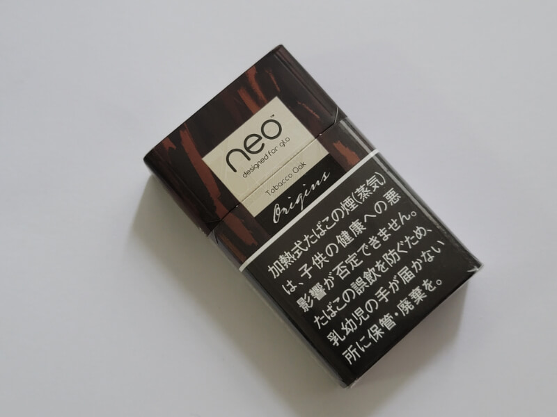 neo / ネオ・タバコ・オーク・スティック