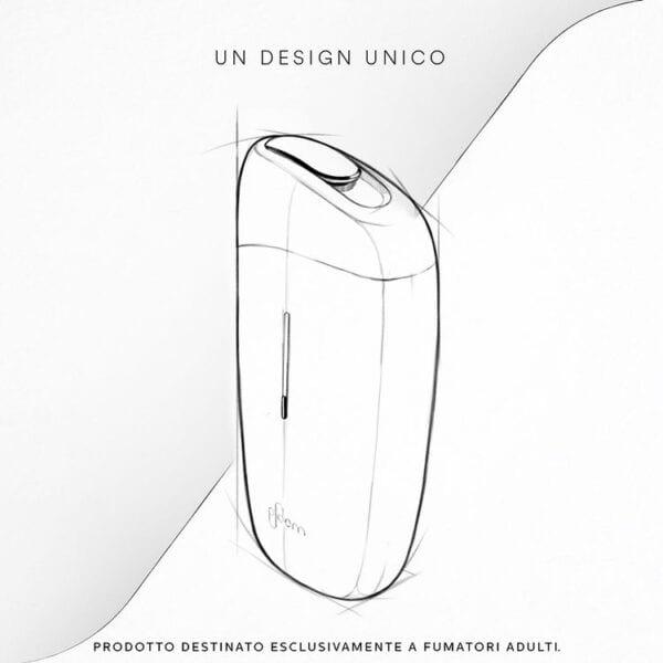 プルームエックスのラフデザイン1