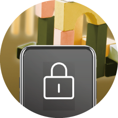 Bluetooth接続で出来ること②:デバイスロック機能