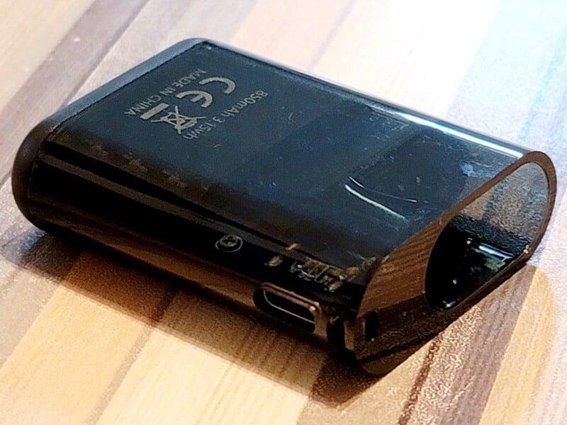 minican+充電ポート