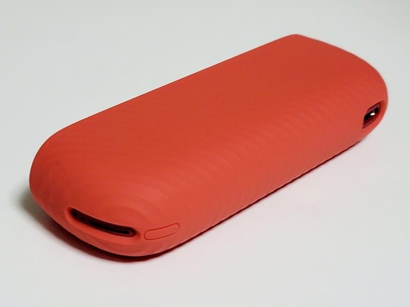 シリコン・スリーブを装着したイルマの写真その2