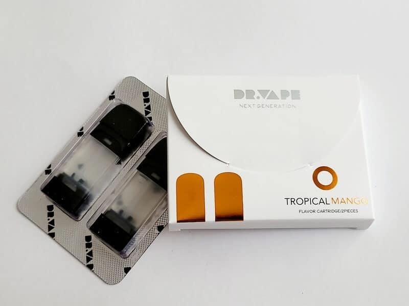 TROPICAL MANGO(トロピカルマンゴー) のパッケージ