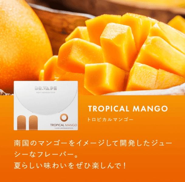 TROPICAL MANGO(トロピカルマンゴー)のイメージ画像