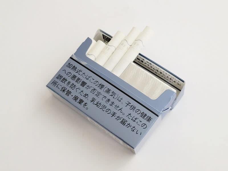 テリア バランスド レギュラー開封
